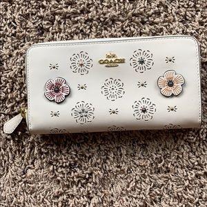 Coach Flower Wallet